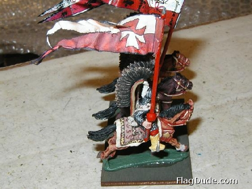 Keith's 25mm Polish Winged Hussars