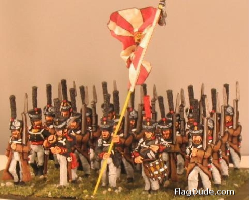 Evil's 25mm Russians